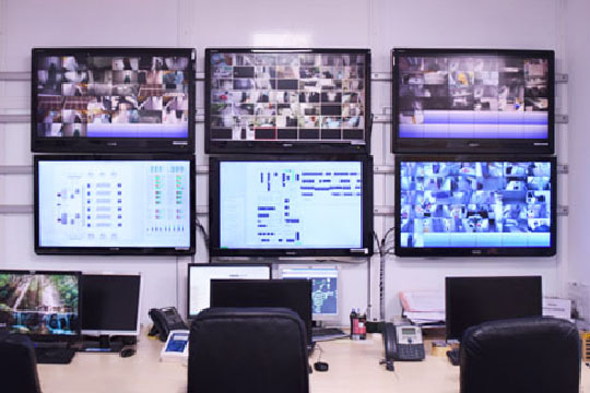 Telepoint monitoring